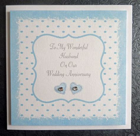 Anniversary Card For Husband Handmade - gold wing necklace handmade anniversary cards and
