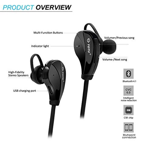Headset Samsung Galaxy Sport A5000 Samsung Stereo Mic 1 bluetooth headphones totu v4 1 stereo noise isolating sports import it all