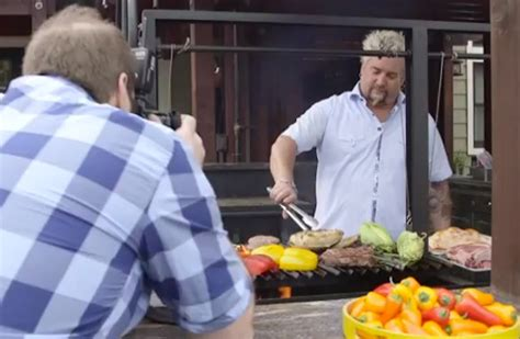guy fieri s home kitchen design new guy fieri interview in parade mediaite