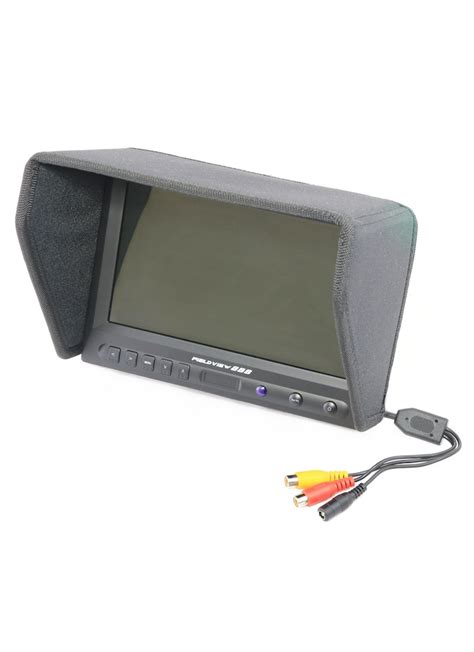 Monitor Fpv Lcd 8 Quot Fpv Monitor With Led Backlight Flying Tech