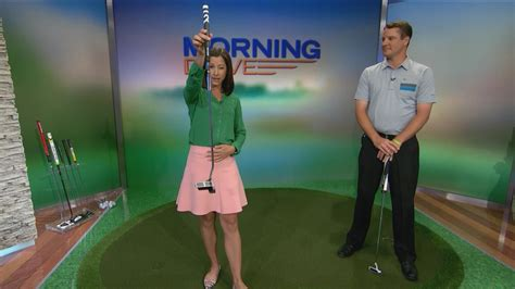 morning drive plumb bobbing explained in reading greens