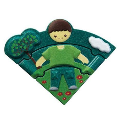 speelgoed ecocheques weerpuzzel 2j plan toys kudzu eco webshop
