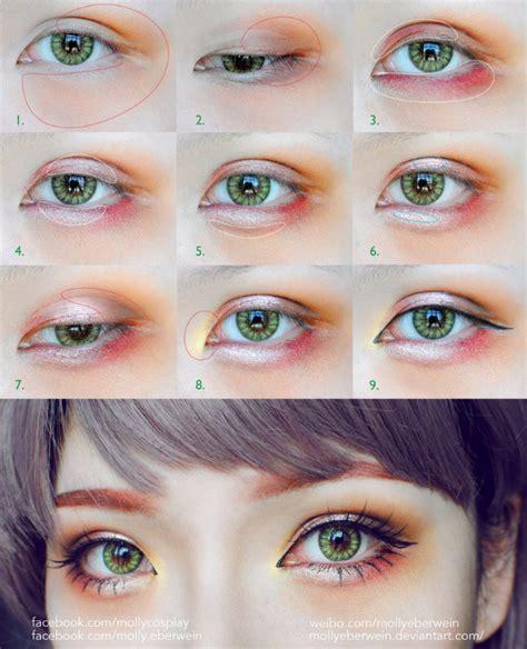 korean doll makeup tutorial step by korean eye makeup saubhaya makeup