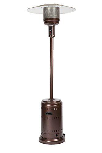 Sense Patio Heater Review by Sense Hammer Tone Bronze Patio Heater Review