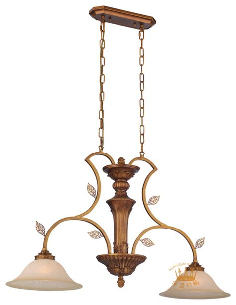 Antique Copper 2 Marble Shades Chandelier Contemporary Antique Copper Chandelier