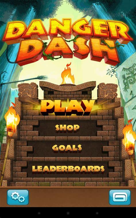 download mod game danger dash danger dash games for android free download danger