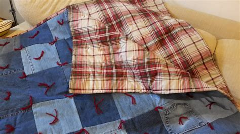 Denim Patchwork Quilt - denim patchwork quilt archives you make it simple