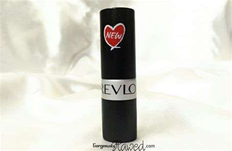 Revlon Fabulous Fig review swatches new revlon matte lipstick fabulous fig