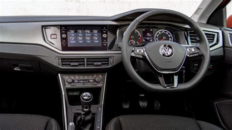 volkswagen polo interior volkswagen polo hatchback interior dashboard satnav