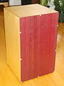 tutorial cajon drum connor s cajon tutorial