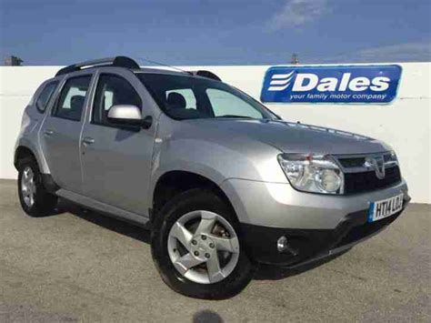 2014 dacia duster 1 5dci 110 4x4 laureate 5 door car for sale