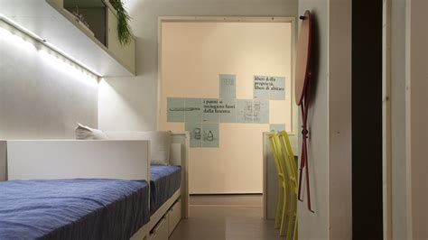 micro apartment interior design a prison cell designed by the inmates who live in them