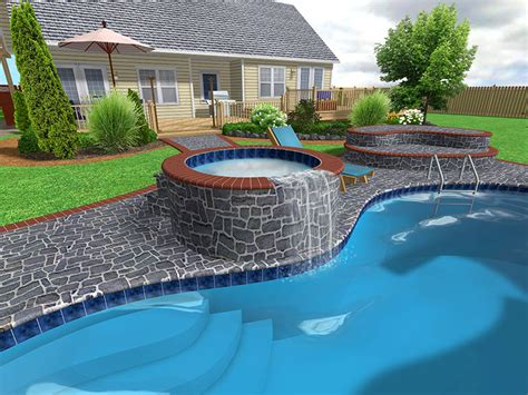 Landscape Design Software Gallery Page 5 Swimming Pool Design Software