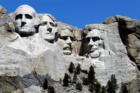 mount rushmore south dakota mount rushmore national memorial in the black hills of