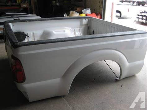 f250 truck bed for sale ford super duty f250 f350 6 5 shortbed truck bed white