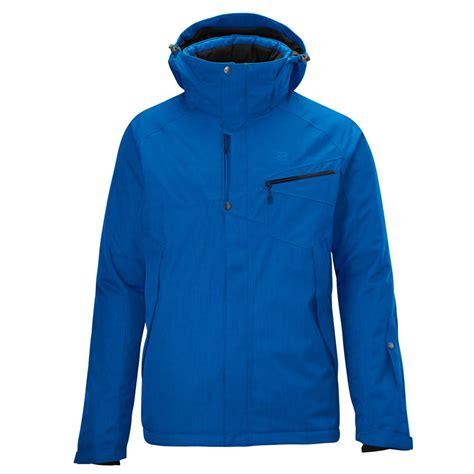 salomon ski jacket sale salomon insulated ski jacket s glenn