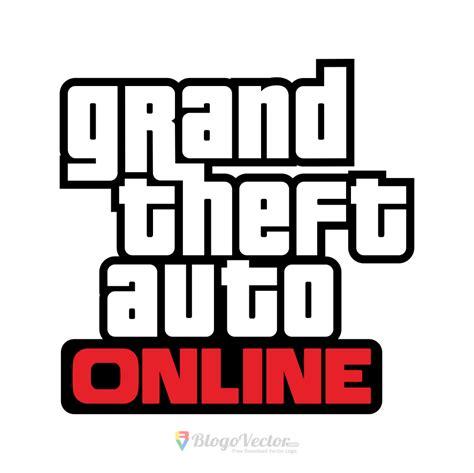 grand theft auto  logo vector blogovector
