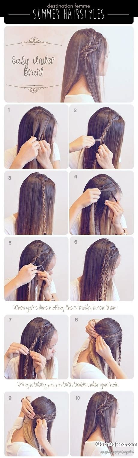 The Hair Book Easy Steps To Great By Lau And Sam Koh szybkie 蛯adne fryzury