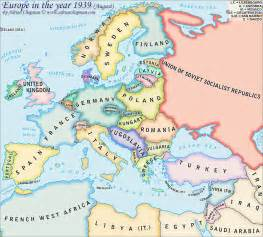 Europe Map 1939 by German Map Of Europe Images Amp Pictures Becuo