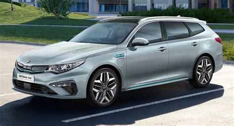 Kia Optima Phev 2020 by 2019 Kia Optima Sportswagon Phev Goes On Sale Priced From