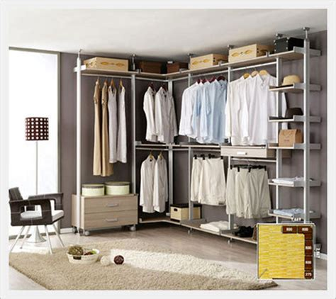 Aluminum Closet System by Closet System Wardrobe Furniture Codi N3 From Hyundai