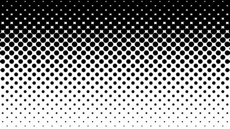 Dot Pattern by Black Dots Pattern On White Computer Generated Seamless