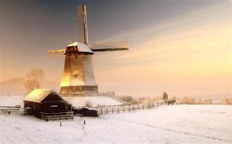 fotos holanda invierno clima en holanda