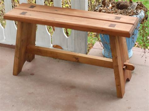 strong bench how to build a strong mortise and tenon bench feltmagnet