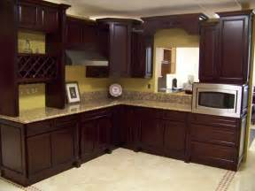 superb Paint Colors For Kitchen Cabinets And Walls #4: dark-brown-paint-kitchen-dark-brown-color-wood-kitchen-room-cabinets-storage.jpg