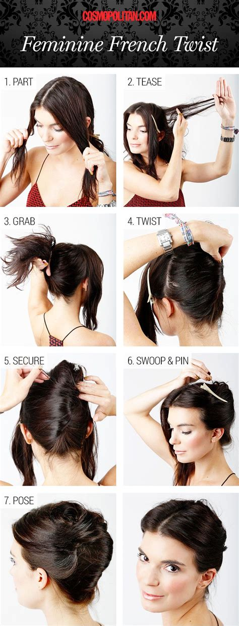 tutorial rambut french twist best 25 french twist hair ideas on pinterest french