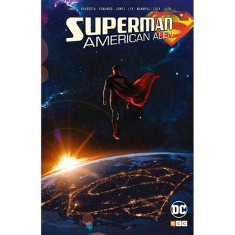 libro superman american alien hc superman american alien max landis sinopsis y precio fnac