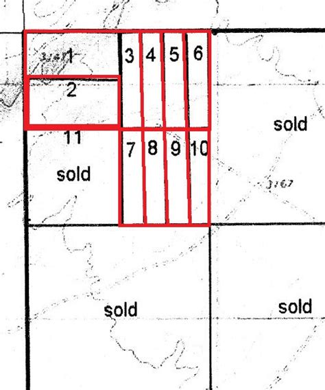 plat maps texas wholesale land for sale in presidio county texas 120 acres total 10 parcels next to each