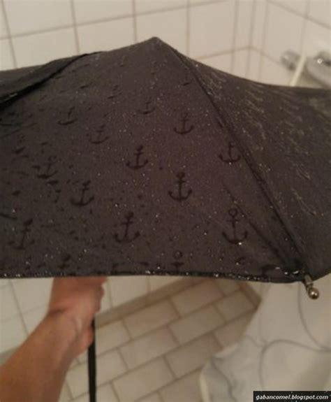 Payung Lipat 3 Fancy Motif Kucing payung ajaib boleh berubah warna jika terkena air gaban comel