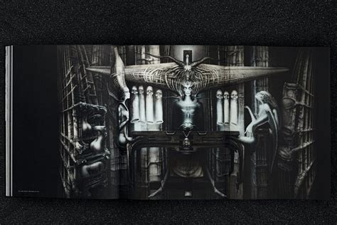 Hr The Baron Collector S Edition taschen hr giger limited collector s edition