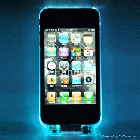 Led Iphone 4s for iphone 4s led lighting ip406 china trading