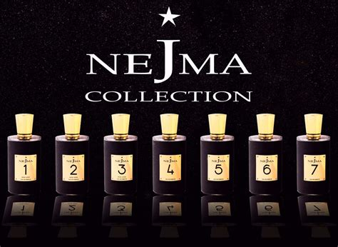 Parfum Bintang nejma collection per fumes