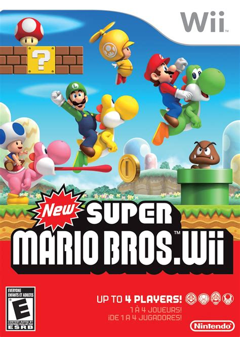 best mario for wii new mario bros wii wii ign
