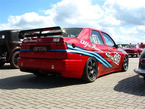 Alfa Romeo 155 by Alfa Romeo Klub Srbija Alfisti Pogledaj Temu Alfa