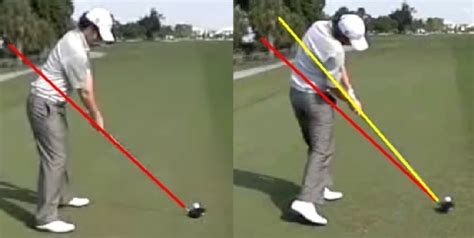 rory mcilroy swing plane the consistent golf swing plane consistentgolf com