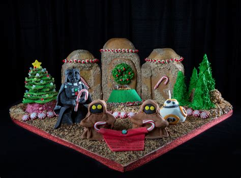 gingerbread house competition winners of annual national gingerbread house competition announced mountain xpress