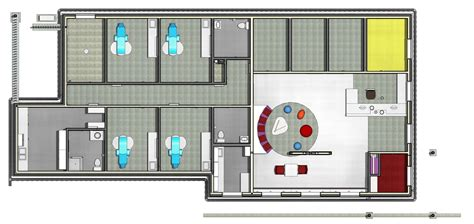 optometry office floor plans seebreeze optometry sealander architects