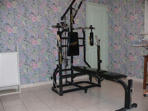 Musculation Banc by Bancs De Musculation Occasion Annonces Achat Et Vente De