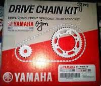 Gearset Yamaha Byson Ygp daftar harga gear gir set motor standar orisinil untuk motor yamaha terbaru harga gear gir