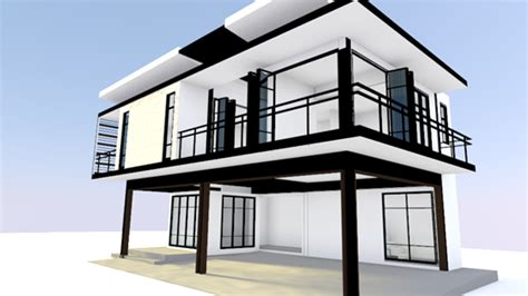 housing design private owner housing architectural design supapong