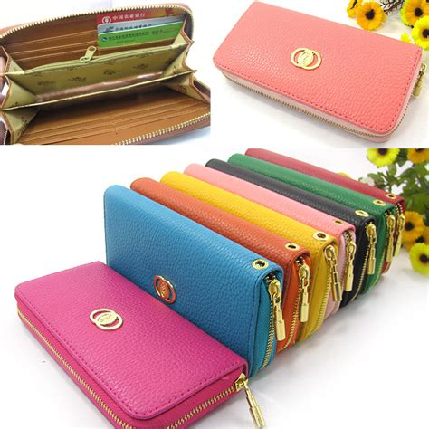 Leather For Iphone 44s55s pu leather wallet clutch handbag phone for iphone galaxy htc on luulla