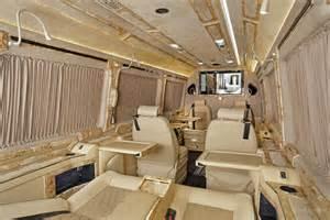 Mercedes Luxury Sprinter Mercedes Sprinter Luxury Car Business Viano Exclusive