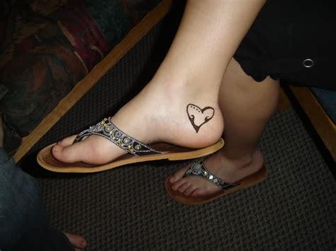 heel tattoo ideas heel