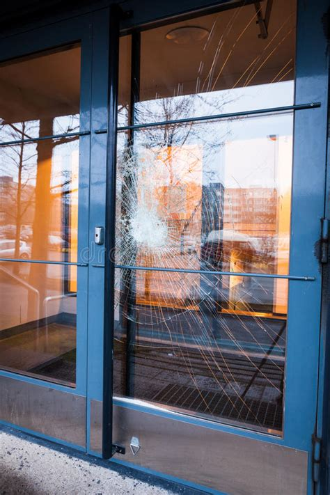 broken glass door images broken glass front door stock photo image 60062252