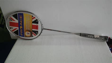 Raket Pro Ace Titanium Maximum jual perlengkapan olahraga bulutangkis badminton aksesoris baju celana grip karpet lapangan