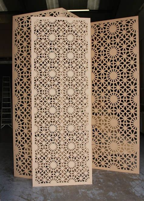 Moroccan Room Divider by